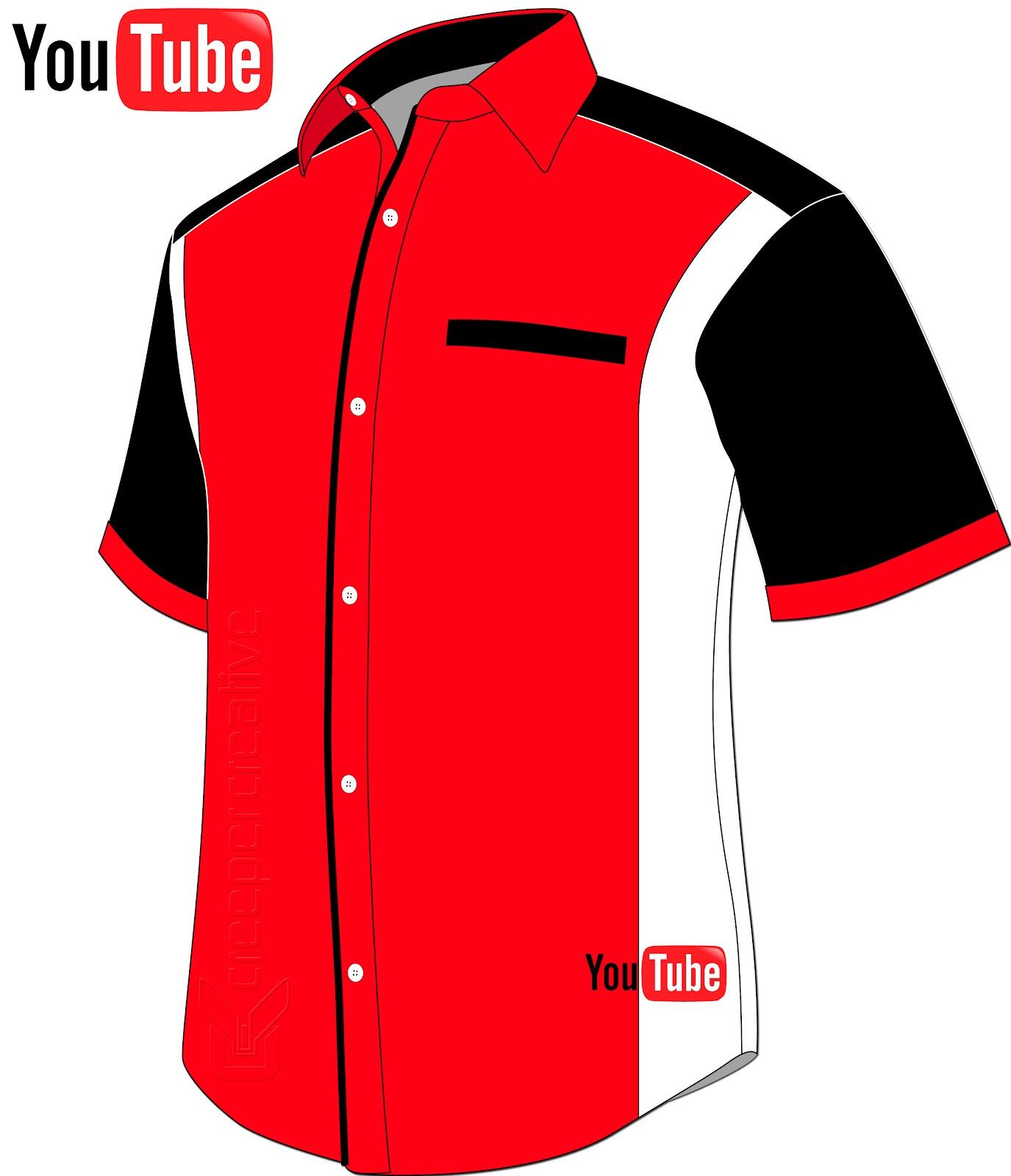 F1 Shirt Social Network Casual Work Uniform Shop